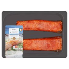 Tesco 2 Sweet Chilli Salmon Fillets 248G