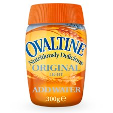 Ovaltine Original Add Water Drink 300G