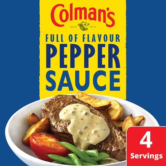 Colmans Pepper Sauce Mix 40G