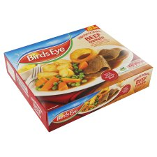 Birds Eye Traditional Beef Dinner 340G