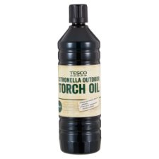 Tesco Citronella Torch Oil 1L