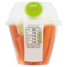 image 1 of Tesco Carrot And Houmous 120G