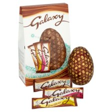 image 2 of Galaxy Milk Chocolate Indulgnt Collection Easter Egg 308G
