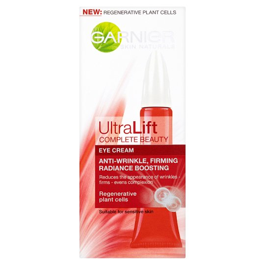 Garnier Skin Naturals Ultralift Eye Cream 15Ml