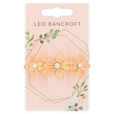 Leo Bancroft Premium Pearl And Diamante Barrette