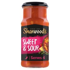 Sharwoods Sweet & Sour Cooking Sauce 425G