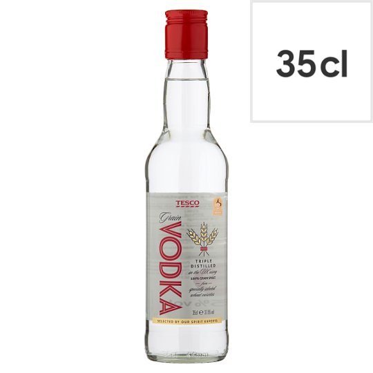 Tesco Imperial Vodka 35Cl