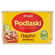 Drosed Podlaski Chicken Pate 155G