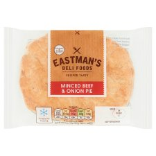 Eastmans Minced Beef And Onion Pie 150G