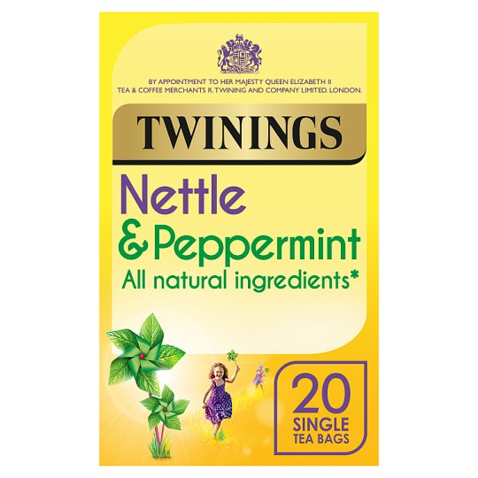 Twinings Nettle Peppermint Tea Bags 20S 40G
