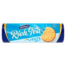 Mcvities Light Rich Tea Biscuits 300G