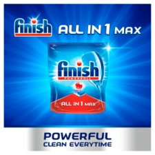 image 2 of Finish All In One Max Lemon 20 Dishwasher Tablets