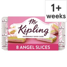 Mr Kipling Angel Slice 8 Pack