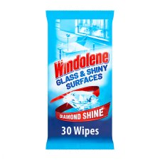 Windolene Glass And Window Cleaner 30 Wipes