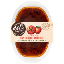 Deli Discoveries Julienne Sun Dried Tomatoes 200G