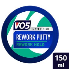Vo5 Extreme Style Rework Putty 150Ml