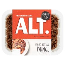 The Unbelievable Alt. Beefless Mince 360G