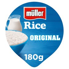Muller Rice Original Low Fat Dessert 180G