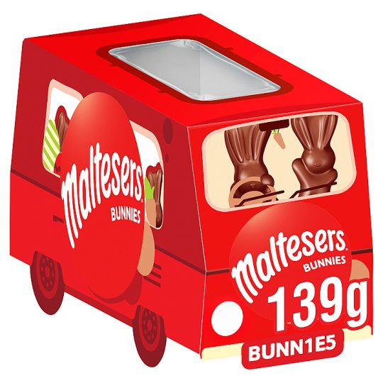 Malteaster bunny easter gift pack 139g tesco groceries malteaster bunny easter gift pack 139g negle Image collections