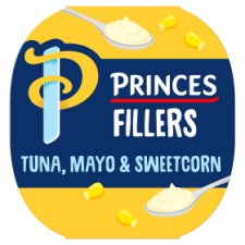 Princes Tuna Mayonnaise Sweetcorn Filler 85G