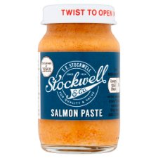 Stockwell And Co Salmon Paste 75G