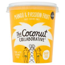 Coconut Collaborative Mango And Passion Fruit Yogurt 350G