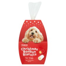 Tesco Biscuits For Dogs, Pigs In Blankets 200G