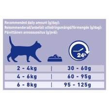 image 2 of Purina One Cat Adult Salmon And Whole Grain 3Kg