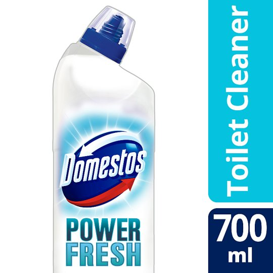 image 1 of Domestos Power Fresh Ocean Toilet Gel 700Ml