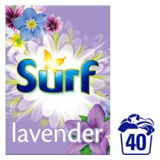 Surf Lavender And Jasmine Washing Powder 40 Wash 2600G