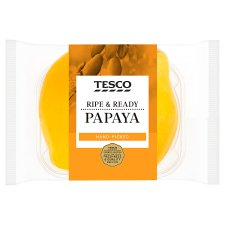 Tesco Ripe Papaya 2 Pack