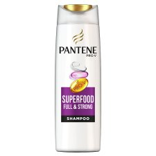 Pantene Superfood Shampoo 400Ml