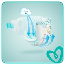 image 2 of Pampers Baby Dry Size 6+ Essential Pack 27 Nappies
