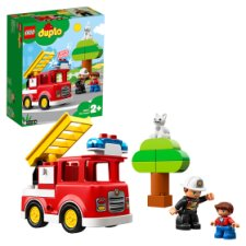 image 1 of Lego Fire Truck 10901