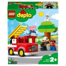image 2 of Lego Fire Truck 10901