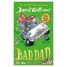 Bad Dad David Walliams Illustrated
