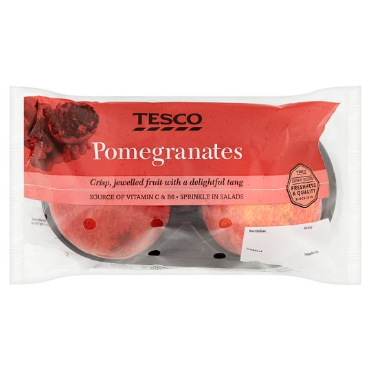 Tesco Pomegranate 2 Pack