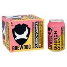 Brewdog Quench Quake Sour 4X330ml Can