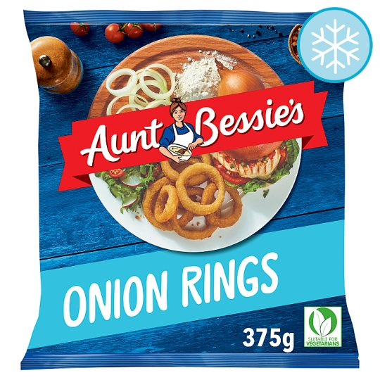 Aunt Bessie's Onion Rings 375G