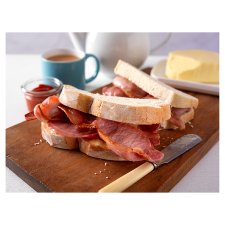 Tesco Finest Unsmoked Wiltshire Cure Thick Cut Bacon 240G
