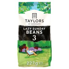 Taylors Lazy Sunday Coffee Beans 227G