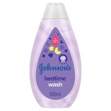 Johnson's Baby Bedtime Massaging Wash 400Ml