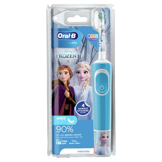 image 1 of Oral-B Stages Frozen Electric Toothbrush