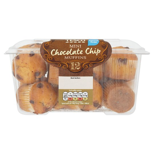 Tesco Chocolate Muffin