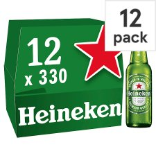 Heineken Bottles 12X330ml