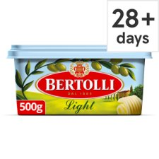 Bertolli Light Spread 500G