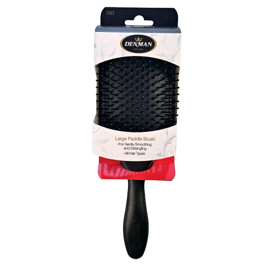 Denman Paddle Brush D83