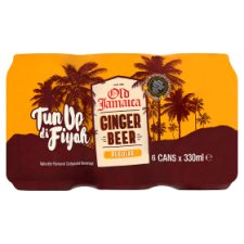 Old Jamaica Ginger Beer 6X330ml