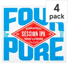 Fourpure Session Ipa 4X330ml Can