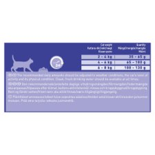 image 2 of Purina One Cat Adult Salmon And Whole Grain 800G